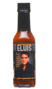 Hot Sauce Elvis Trouble