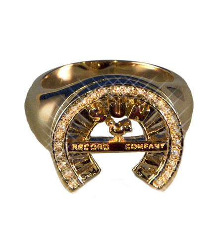Sun Records Women's Ring