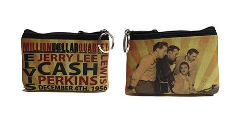 Coin purse Million Dollar Quartet