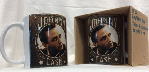 Mug Johnny Cash Sepia