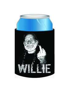 Huggie Willie Nelson Middle Finger