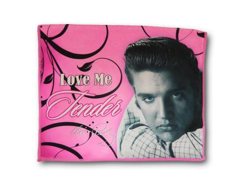Hand Towel Elvis Love Me Tender
