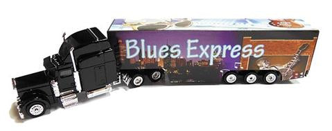 Memphis Kids Truck Blues Express Collage Sunglasses