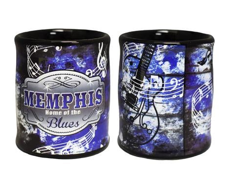 Shot Glass Memphis Home Of The Blues