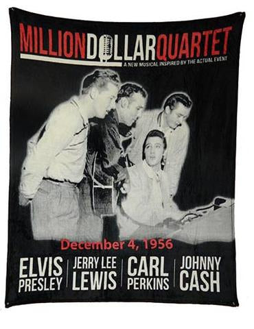 Throw Million Dollar Quartet