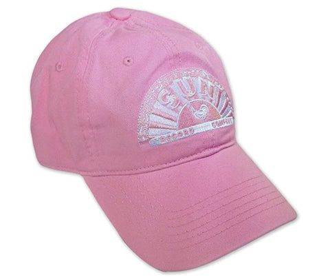 Sun Record Cap Low-Profile Half Logo