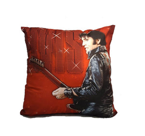 Pillow Elvis Red 68'