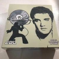Elvis dvd board game