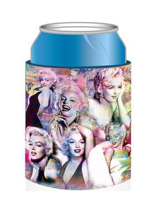 Huggie Marilyn Monroe Colorful Collage