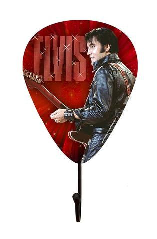 Wall Hook Elvis Red '68