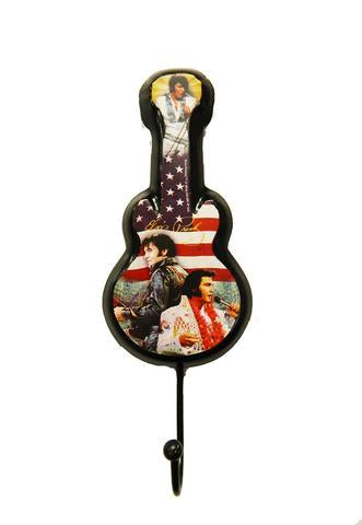 Wall Hook Elvis Guitar