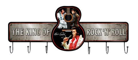 Wall Hook Elvis the King