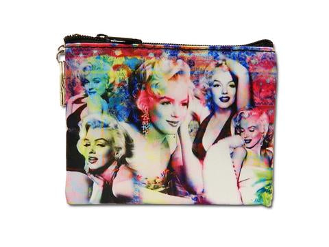 Coin purse Marilyn Monroe Colorful