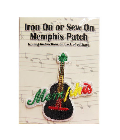 Patch Memphis Guitar Neon