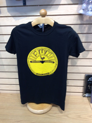 T-Shirt Sun Records Logo