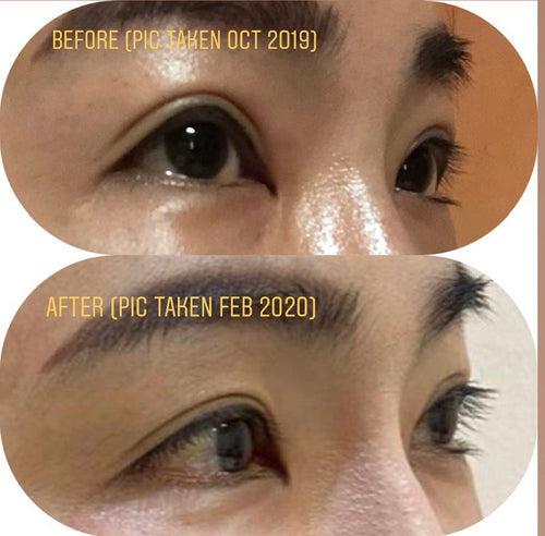 AnteAge Overnight Lash Serum (doctor-grade eyelash growth factors serum)