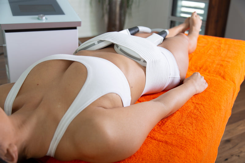 StimSure 20 sessions PROMO Electromagnetic Stimulation (EMS) : build muscle, strengthen core & burn fat, without exercising