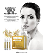 Collagen Lift Paris Luminous Gold : clinically-proven collagen and whitening drink