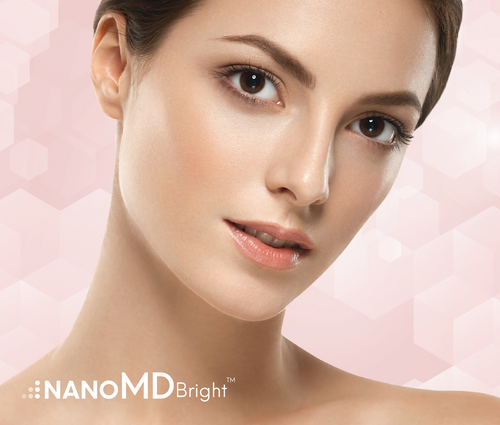 NanoMD Bright : scientifically proven whitening pill