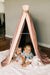 Mini Wooden Clothing Rack