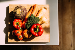 Family fruit & veg box