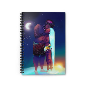 Like Night and Day Spiral Notebook (Ruled Line)
