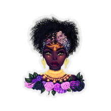 Load image into Gallery viewer, Rose Lady Sticker