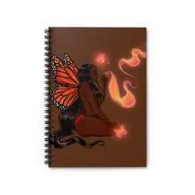 Load image into Gallery viewer, To Pimp A Butterfly Spiral Notebook (Ruled Line)