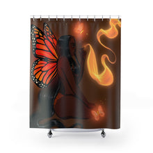 Load image into Gallery viewer, To Pimp A Butterfly Shower Curtains