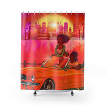 Load image into Gallery viewer, Joy Ride Shower Curtains