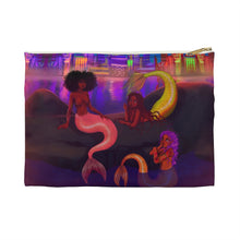 Load image into Gallery viewer, Mermaid Chat Accessory Pouch