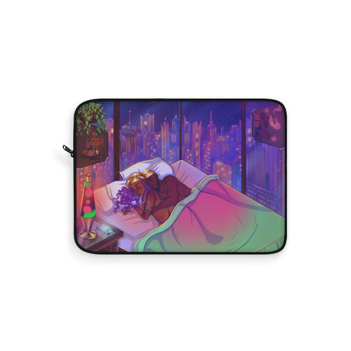Playing Games Laptop Sleeve