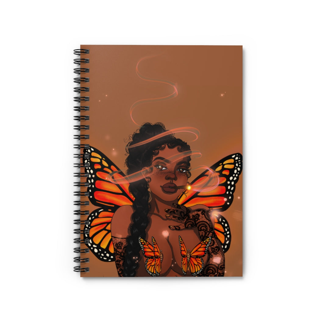 Shadiyyah Spiral Notebook (Ruled Line)