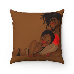S Love Polyester Pillow