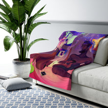 Load image into Gallery viewer, A Whole New World Fleece Blanket