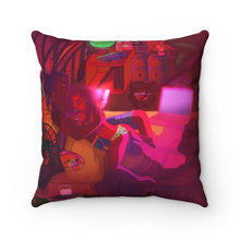 Load image into Gallery viewer, Feelings Polyester Pillow