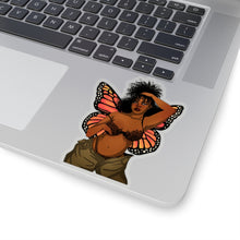 Load image into Gallery viewer, Caramel Flutterz Sticker