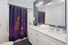 Load image into Gallery viewer, Billionaire Girl's Club Shower Curtains
