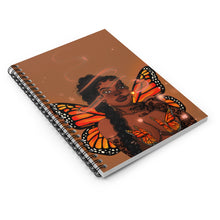 Load image into Gallery viewer, Shadiyyah Spiral Notebook (Ruled Line)
