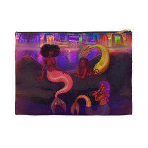 Mermaid Chat Accessory Pouch