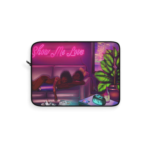 Show Me Love Laptop Sleeve