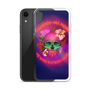 Divine Comedy iPhone Case