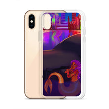 Load image into Gallery viewer, Gold Mermaid iPhone Case
