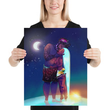 Load image into Gallery viewer, Like Night And Day Poster