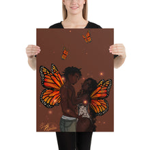 Load image into Gallery viewer, (Insert Butterfly Pun Here) Poster