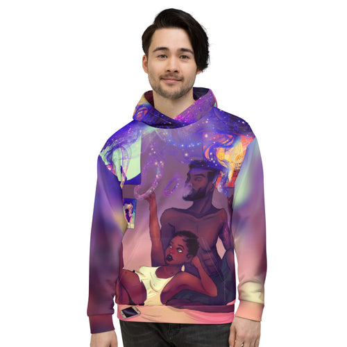 A Whole New World Unisex Hoodie