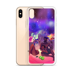 A Whole New World iPhone Case