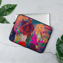 Load image into Gallery viewer, Kaleidoscope Laptop Sleeve