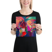 Load image into Gallery viewer, Kaleidoscope Poster