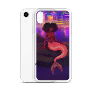 Pink Maid iPhone Case